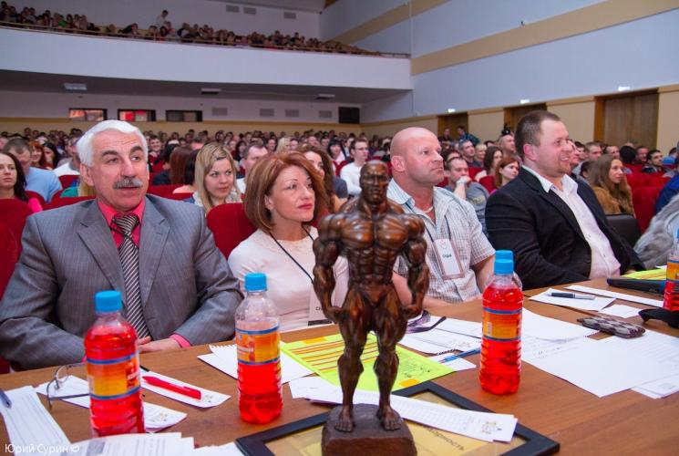 16-й открытый чемпионат Тверской области по бодибилдингу и фитнесу