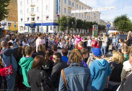 Акция День трезвости в Твери