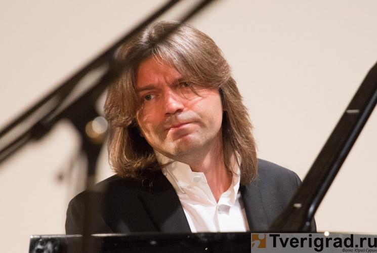 Дмитрий Маликов в Твери