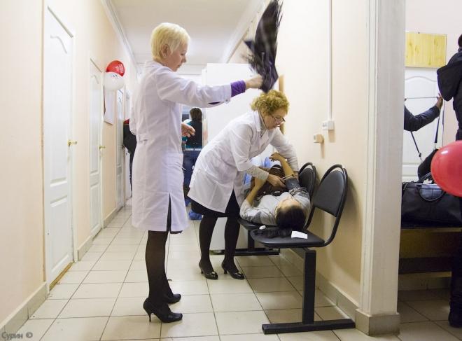 Дни донора в Твери-48