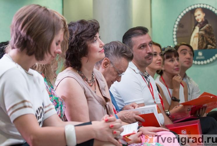 II Международный конкурс «Меховая промышленная мода 2013» в Твери