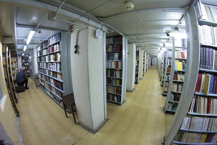 Тверская библиотека им. А.М. Горького
