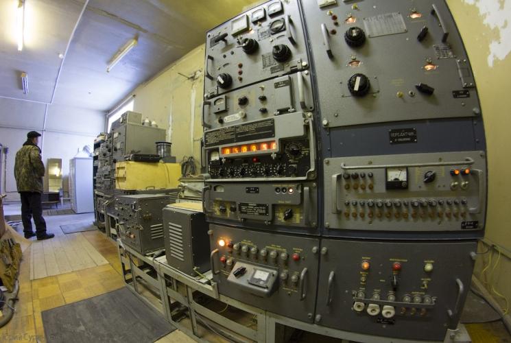 старое оборудование ОРТПЦ
