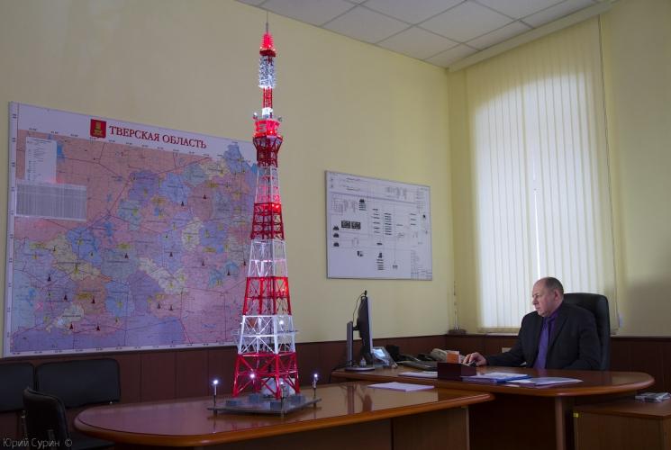 директор ОРТПЦ Сергей Ступак