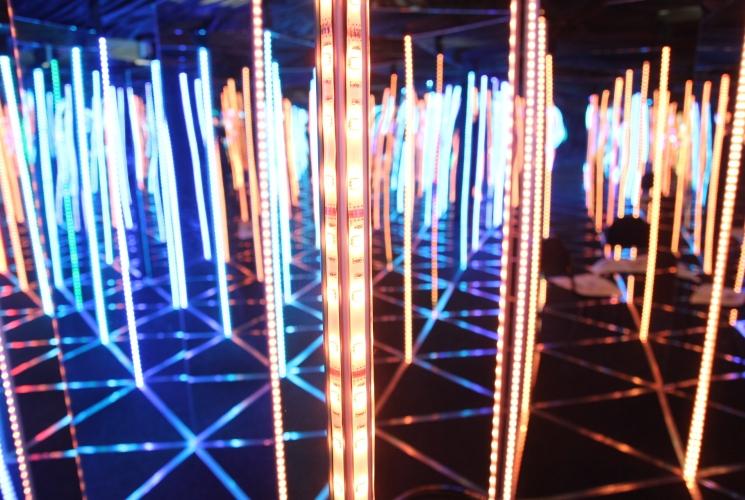 Зеркальный Лабиринт в Твери
