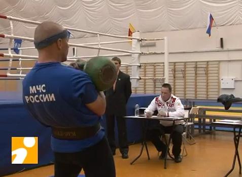 11-12-14 Чемпионат области по гиревому спорту