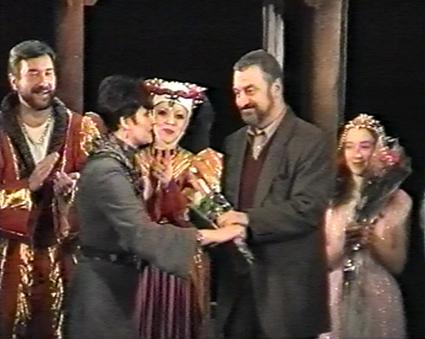 Лариса Лелянова и Григорий Горин