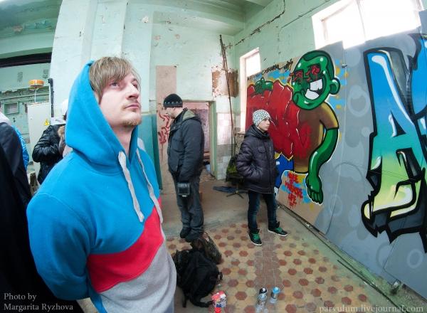 Впечатления о тверском фестивале граффити