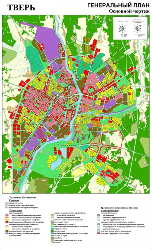развития территории города