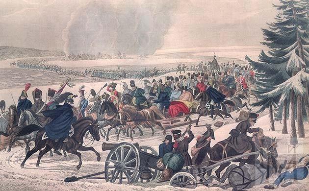 Тарутинский марш-маневр