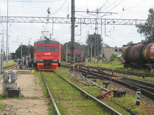 Санкт-Петербург Поезд