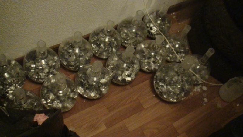 Приготовление амфитаминов в домашних условиях