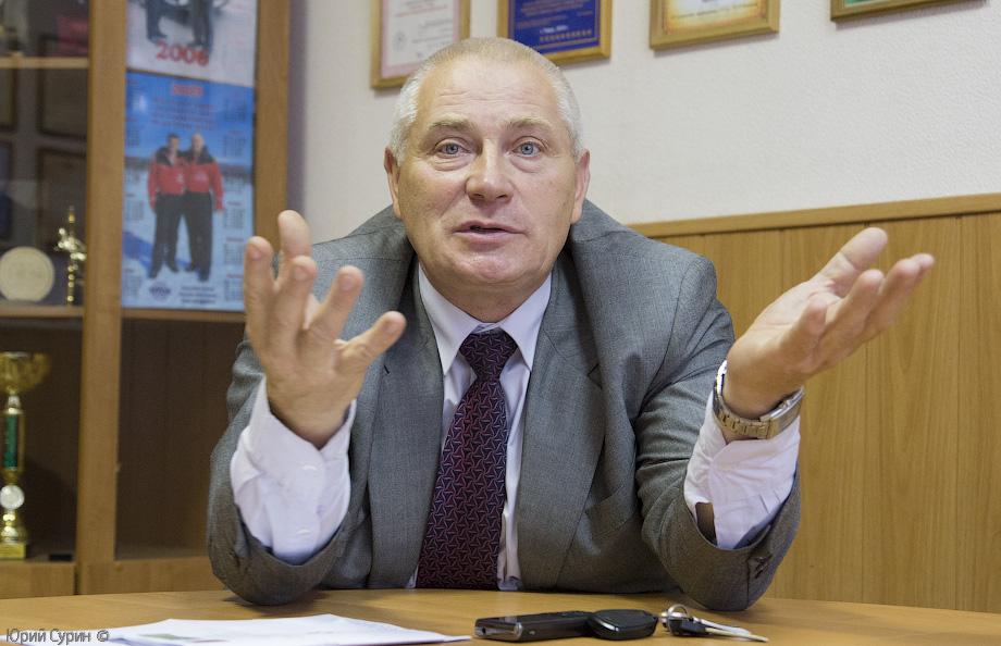Директор Тверского колледжа имени Коняева Александр Корзин