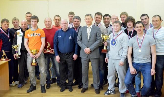 Организаторы и призеры сезона 2012 13