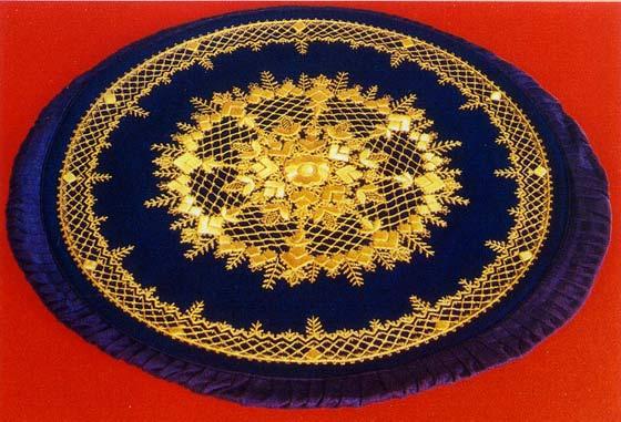 Торжокская вышивка
