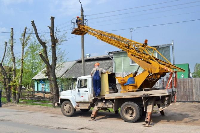 В Твери пресекают воровство электроэнергии