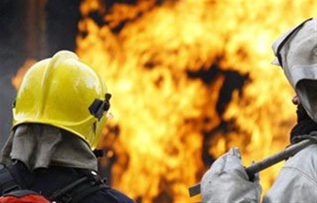 В Тверской области загорелся жилой дом. Виновник пожара получил серьезные ожоги
