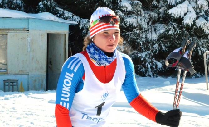 Тверская лыжница Наталья Непряева – бронзовый призер Всероссийских соревнований в Сыктывкаре