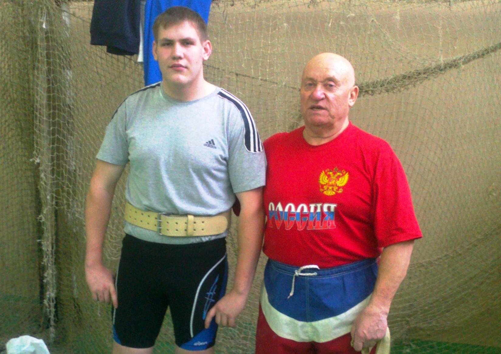 Антон Кудряшов и Сергей Тимофеев