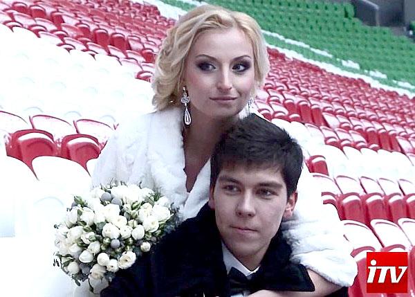 Артур Айметдинов женился!