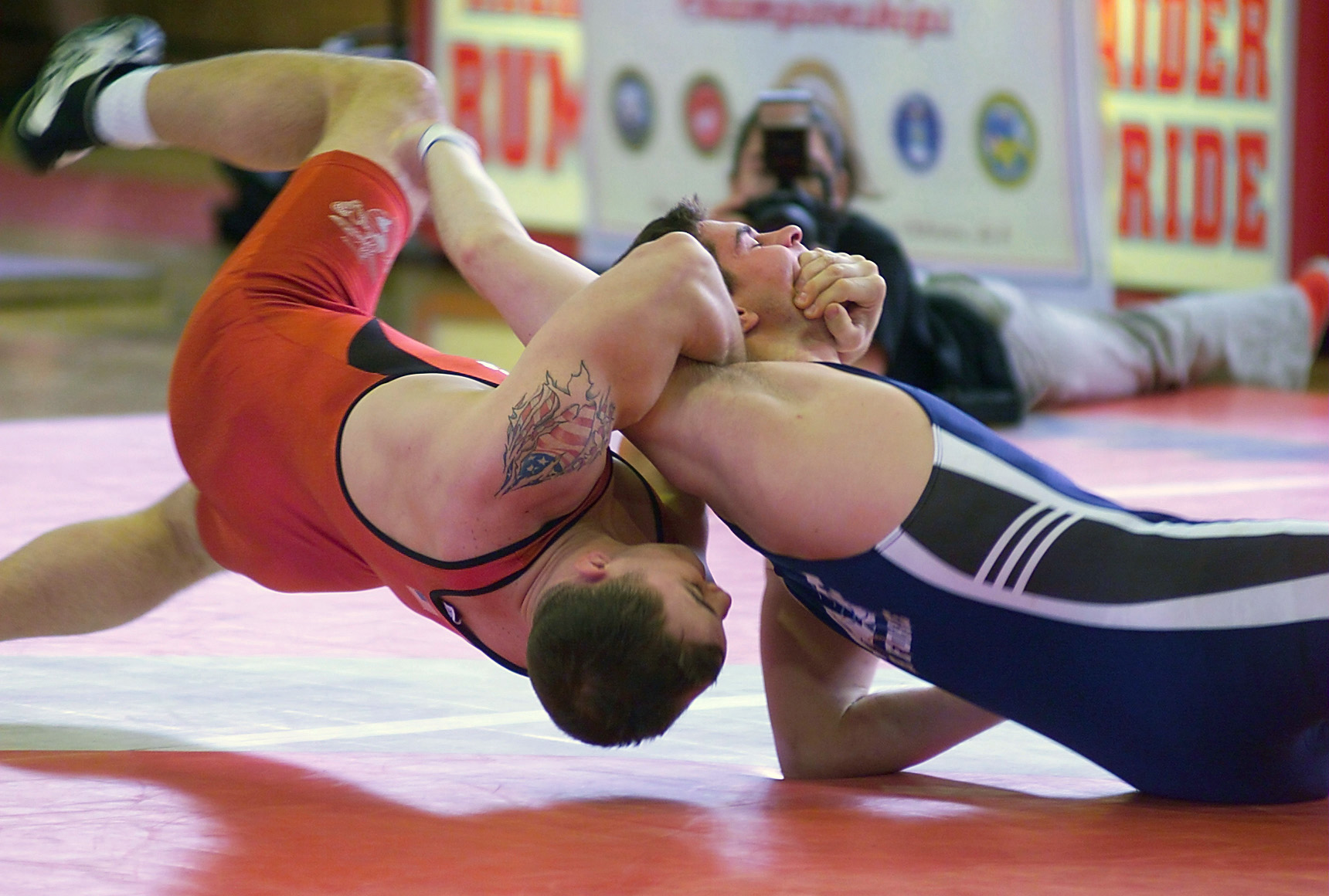 Freestyle wrestling throws freestyle wrestling