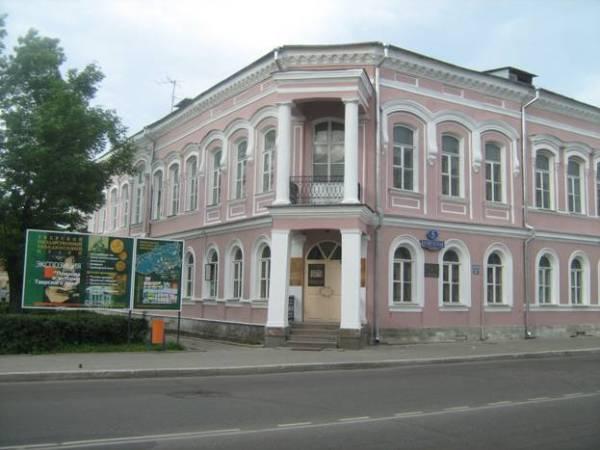 Тверской Краеведческий музей