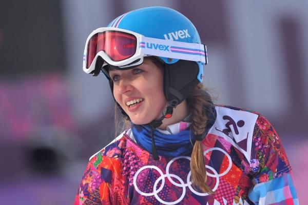 Алена Заварзина - бронзовый призер Сочи-2014