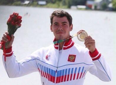 Илья Первухин - чемпион России
