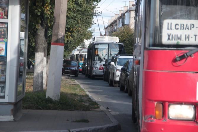 Общественный транспорт Твери