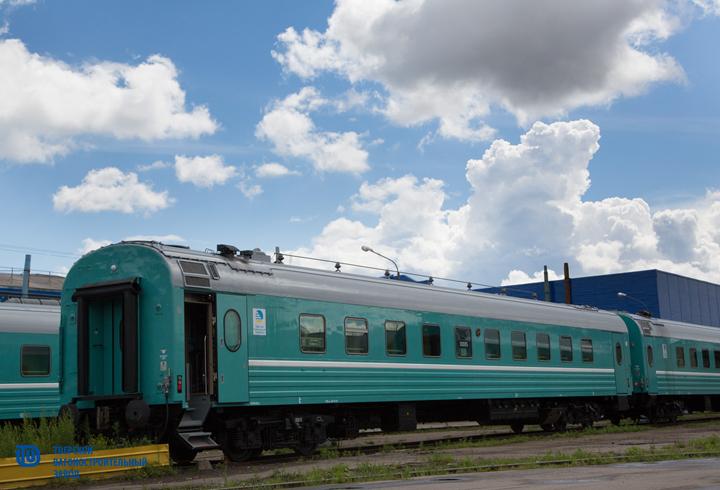 для Казахстанских железных