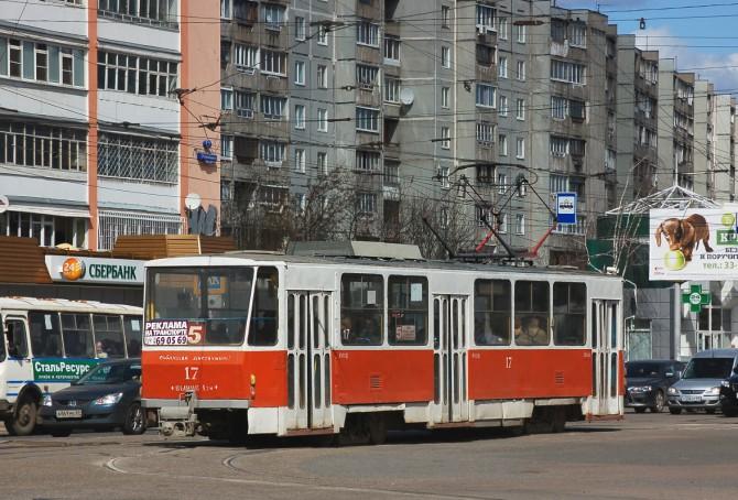 Трамвай № 5