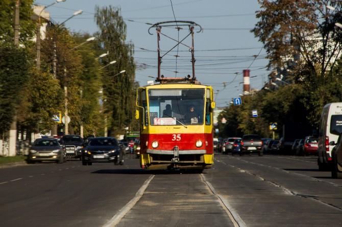 Место трамваев займут автобусы