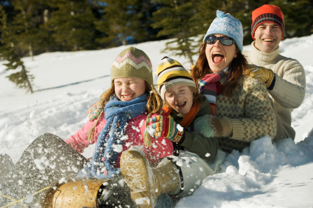 Картинки по запросу спорт всей семьей зимой