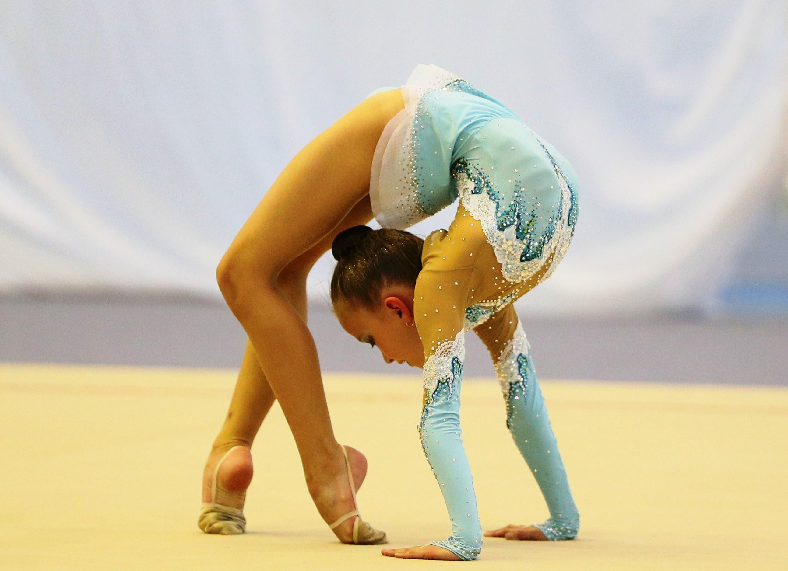 Евгения Медведева - обладательница золота Кубка Верхневолжья-2015