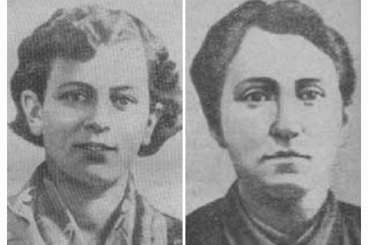 Фарафонова и Тимофеева