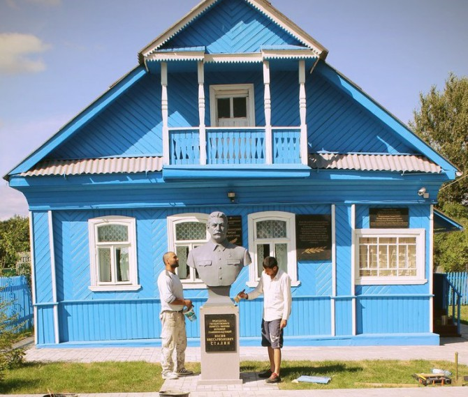 Музей Сталина подо Ржевом
