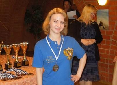 Елизавета Пугина - триумфатор Baltic Cup-2015