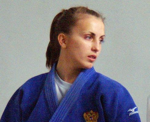 Евгения Баранова - обладательница Кубка Европы по самбо