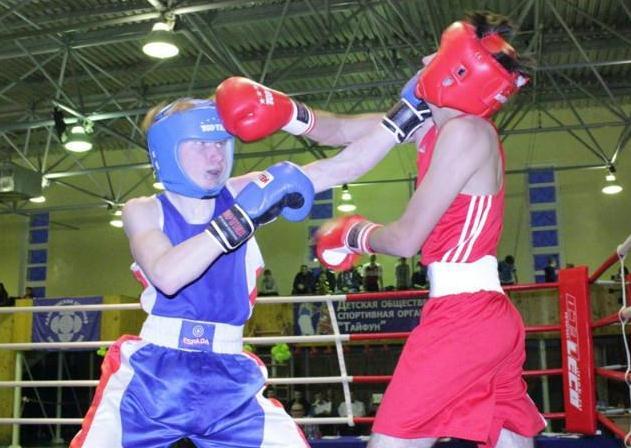 Первенство области по боксу в Удомле