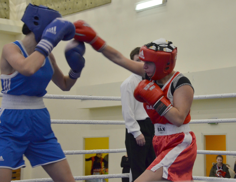 Чемпионат Тверской области по женскому боксу