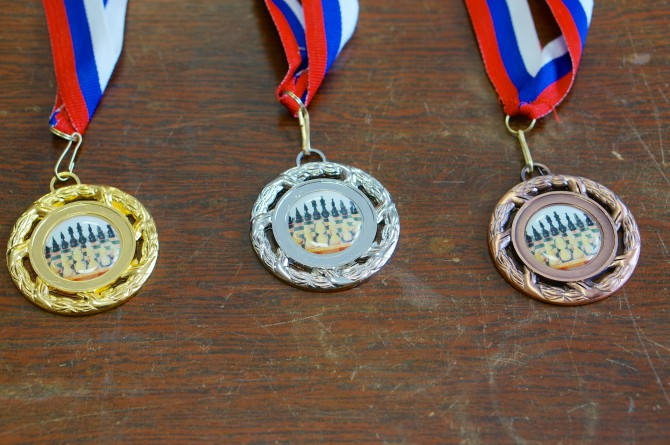 Награды соревнований по шахматам