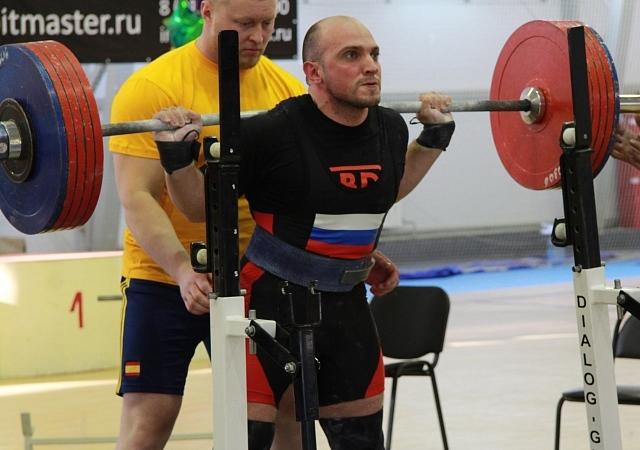 Алексей Кузьмин - шестикратный чемпион России по пауэрлифтингу