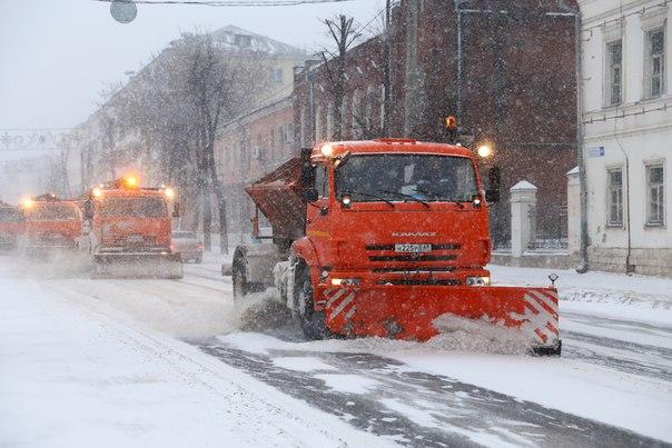Сзавтрашнего дня дороги Тверской области переводят назимнее содержание