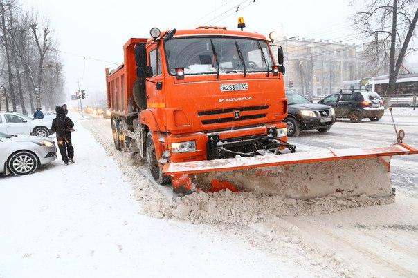 ВТверской области удвоено количество специальной техники для очистки федеральных трасс отснега