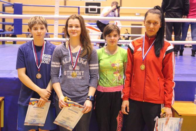 Тверские призеры чемпионата ЦФО по боксу