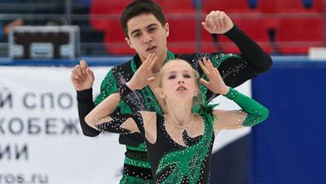 Елена Иванова и Тагир Хакимов