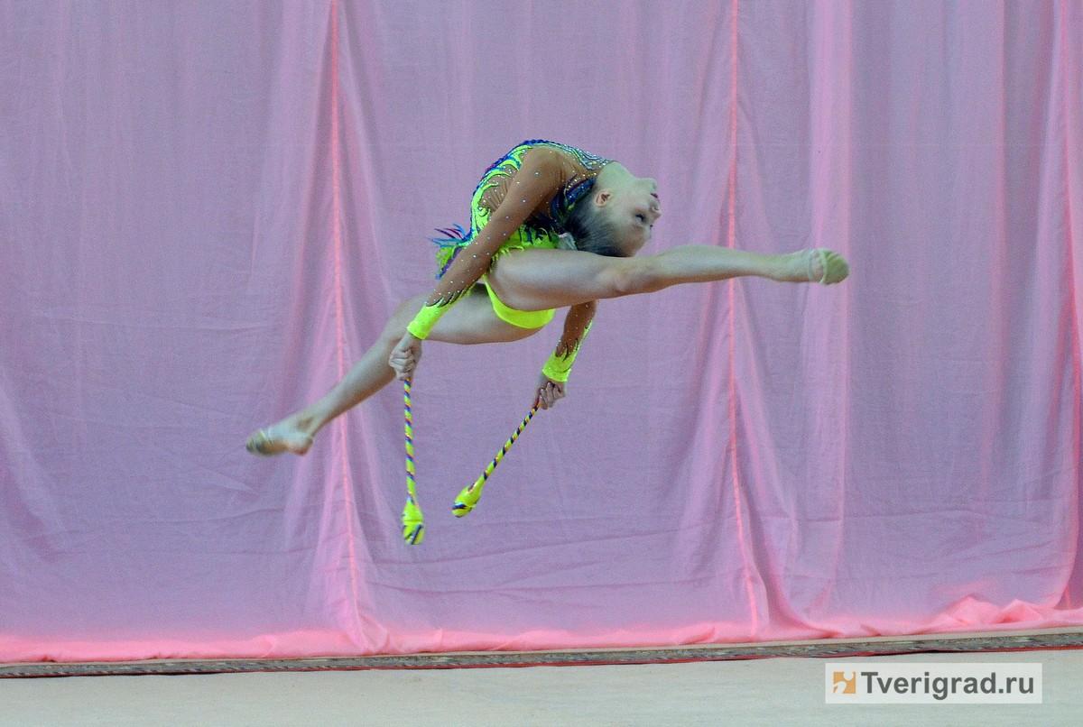 Чемпионат области по художественной гимнастике