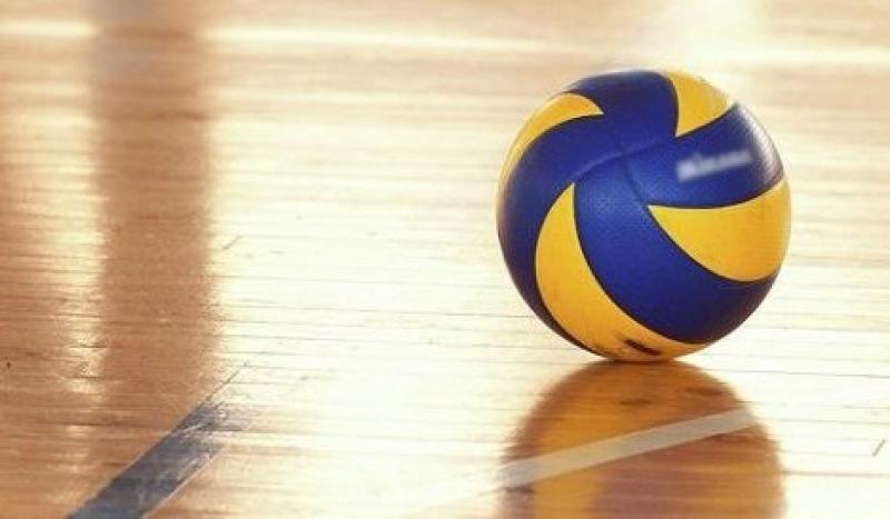 На турнире по волейболу