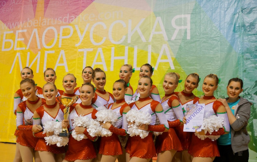 Тверские Звезды - чемпионки Беларуси
