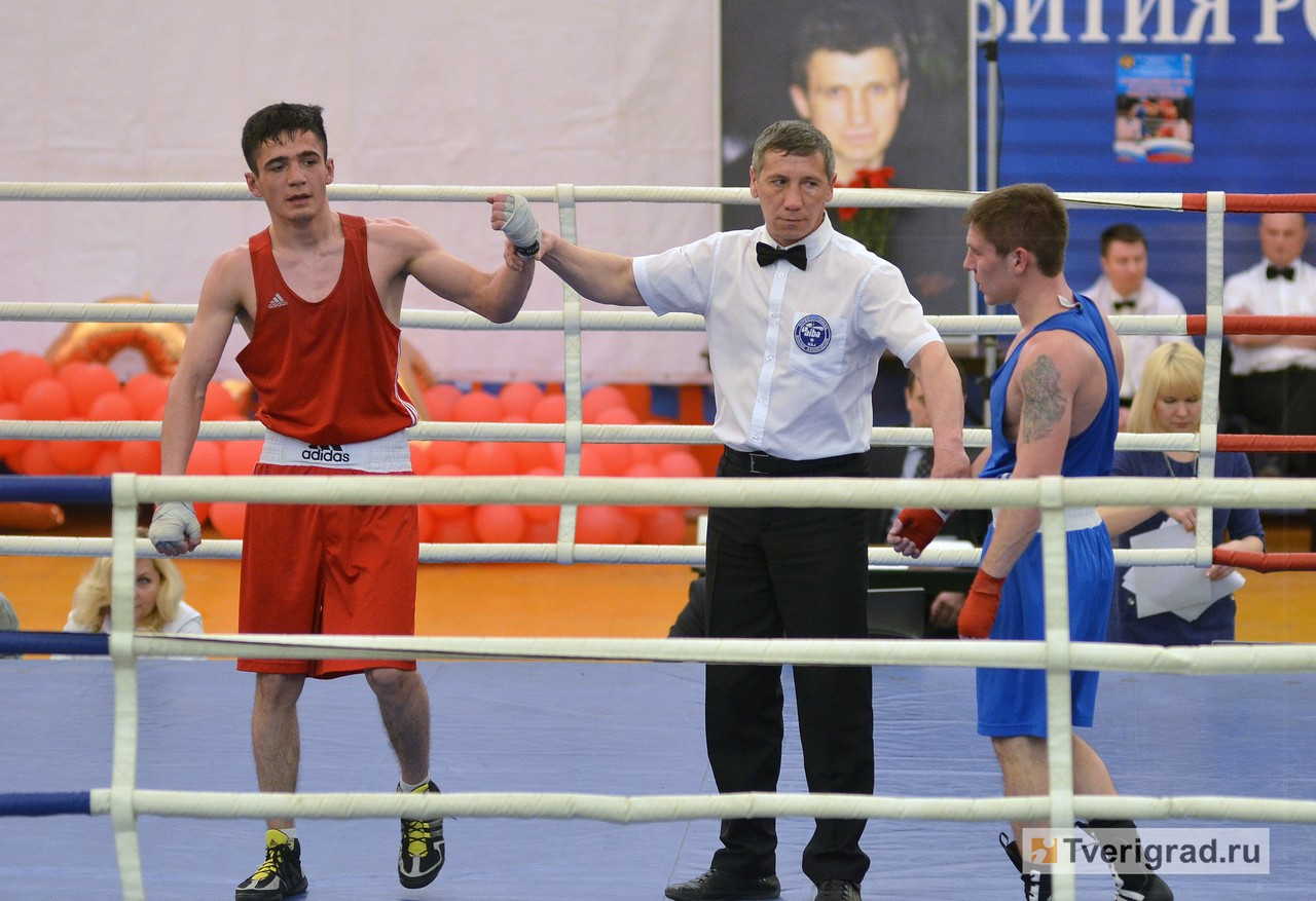 Победил Анис Чилаев